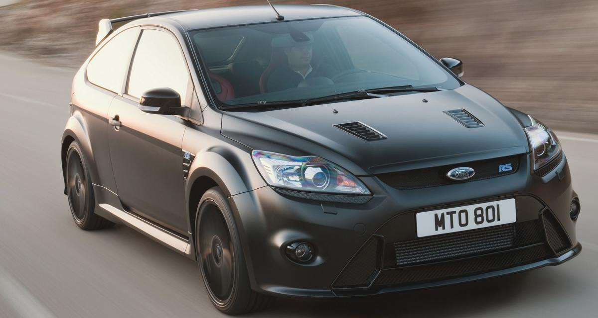 Ford Focus RS500 : sportive ultime