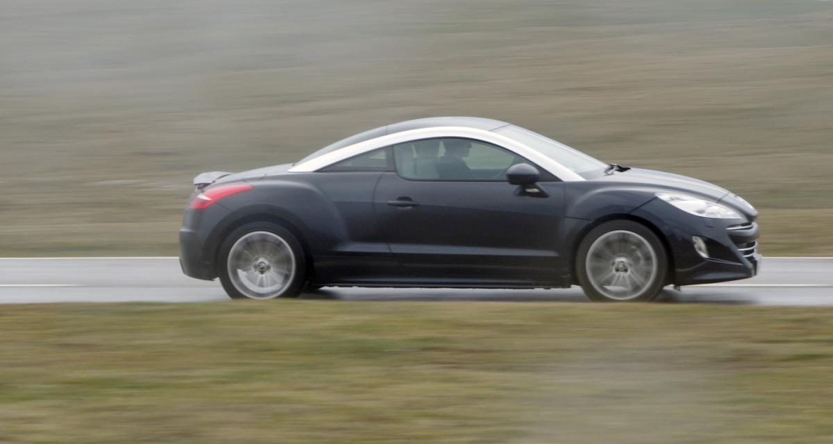 Essai vidéo : Peugeot RCZ