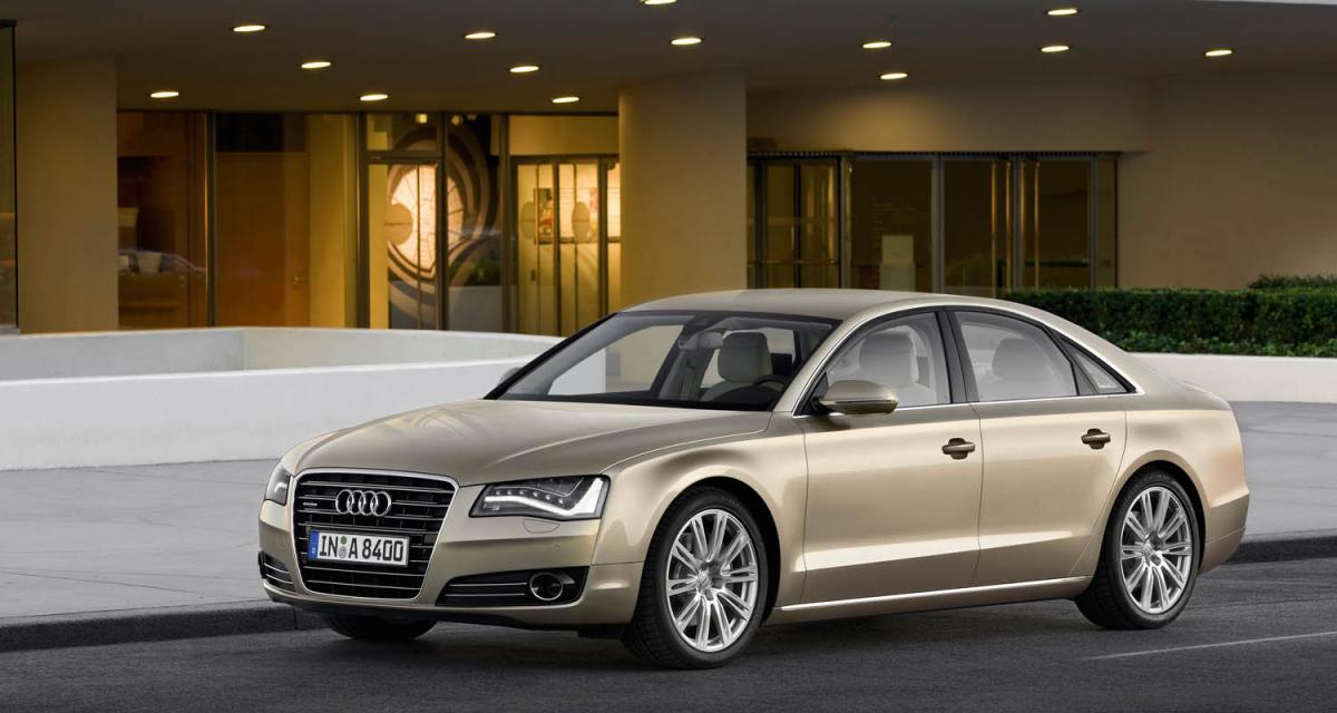 Essai vidéo : nouvelle Audi A8