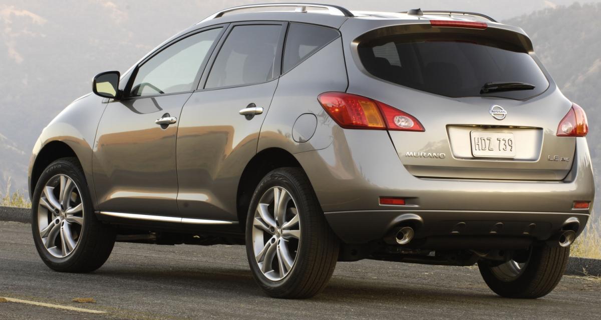 Nissan Murano : le Diesel par la petite porte