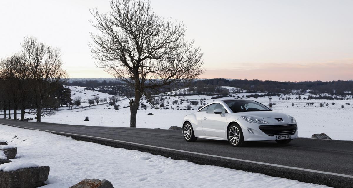 Peugeot RCZ : le premier d'une nouvelle lignée