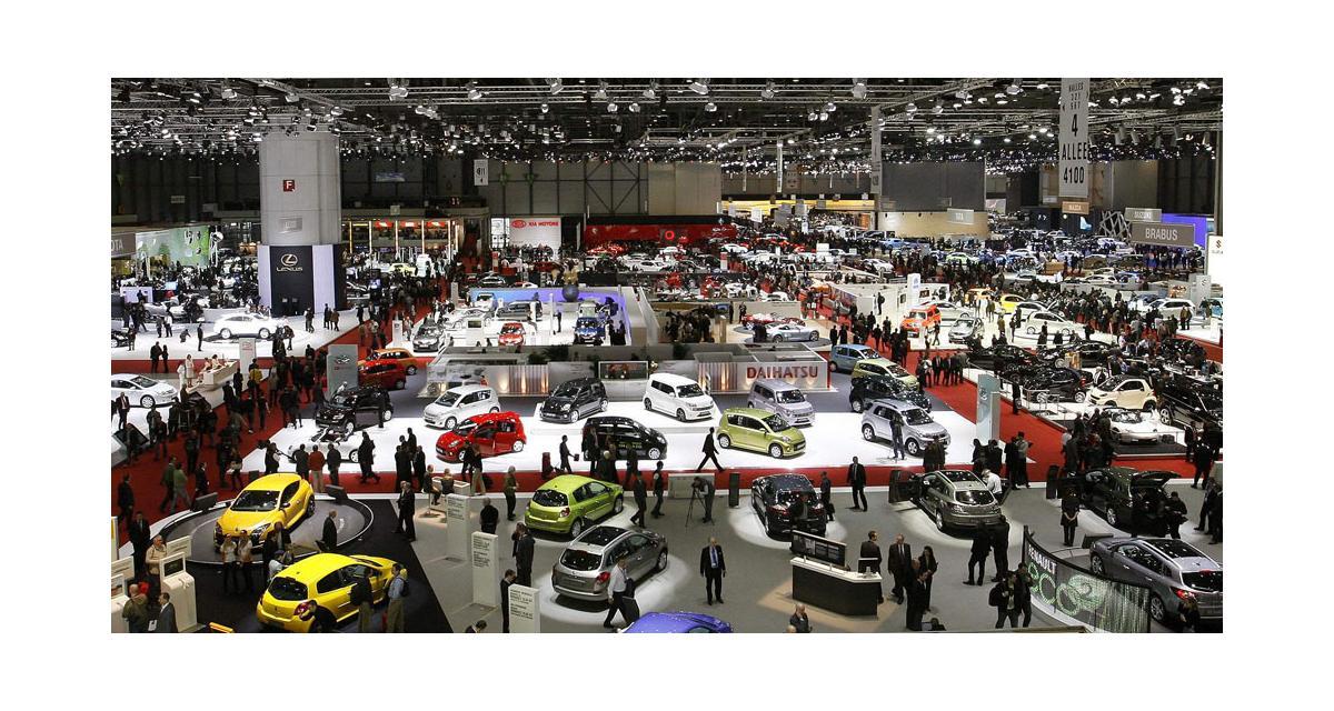 Mondial de l'Automobile 2010 : les têtes d'affiche