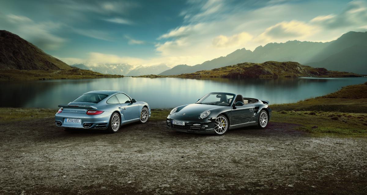 Genève 2010 : Porsche 911 Turbo S
