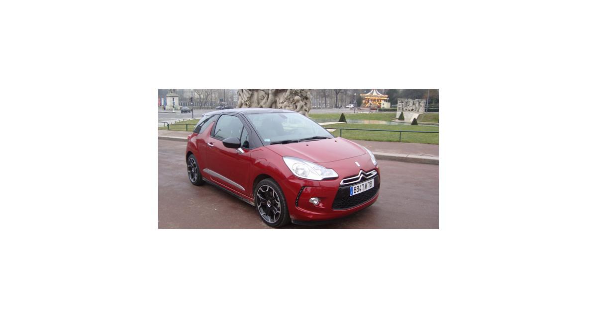 Citroën DS3 : notre essai vidéo