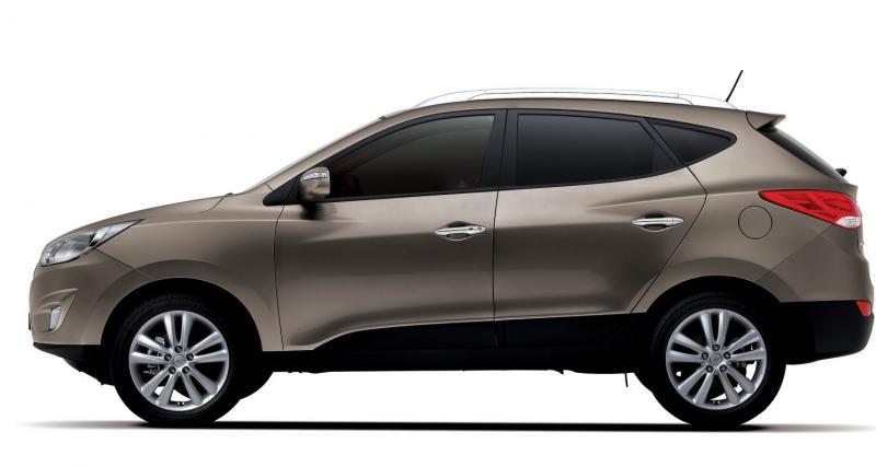 Salon de Francfort : Hyundai ix35