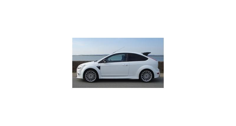 Essai: Ford Focus RS