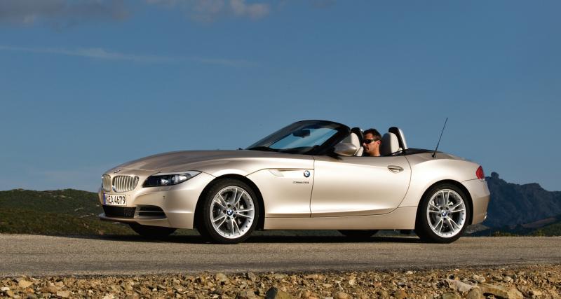 Essai vidéo : BMW Z4 2009