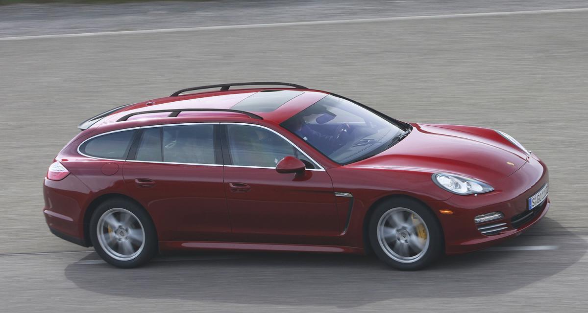 Porsche Panamera Break : la surprise du chef !