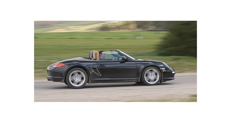 Essai vidéo : Porsche Boxster et Cayenne Diesel