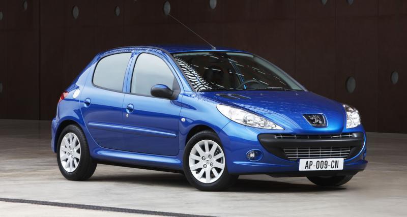 Peugeot 206+ : faire plus en donnant moins