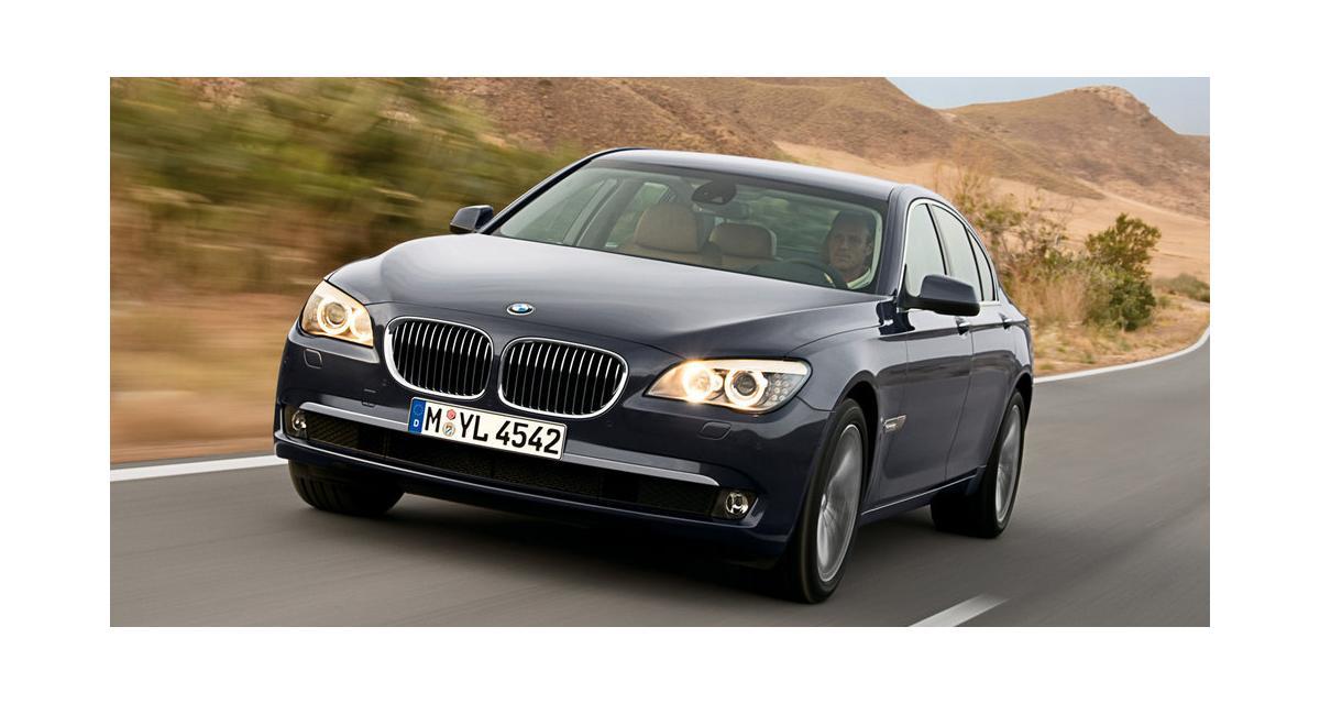 Essai vidéo BMW Série 7