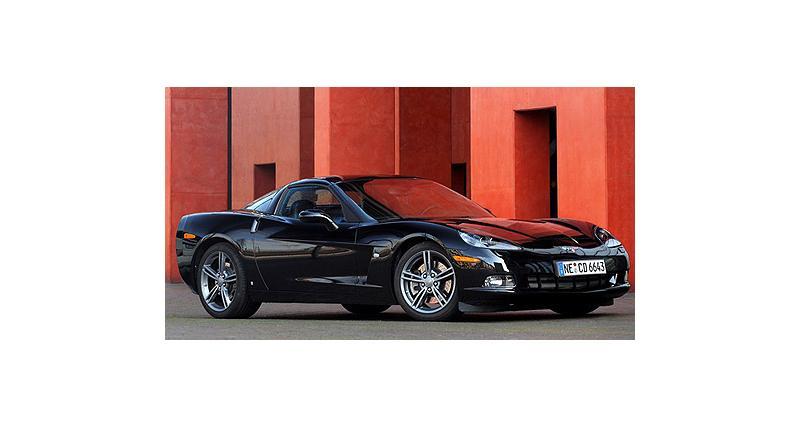 Corvette C6 Competition : l'exclusivité accessible