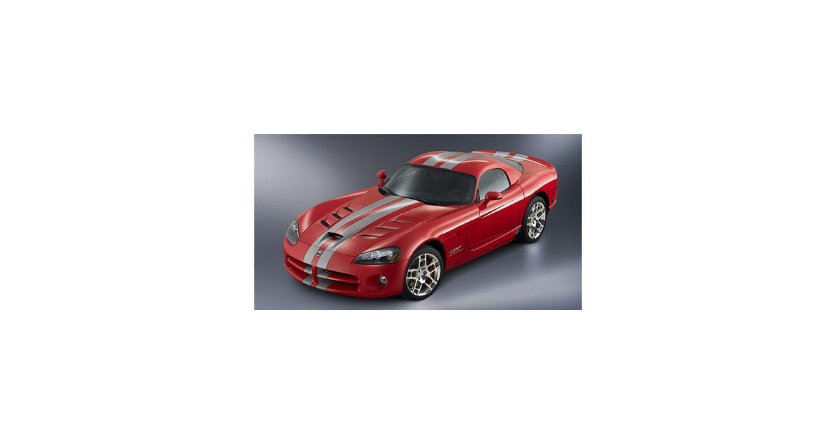 Dodge Viper Srt 10 2008