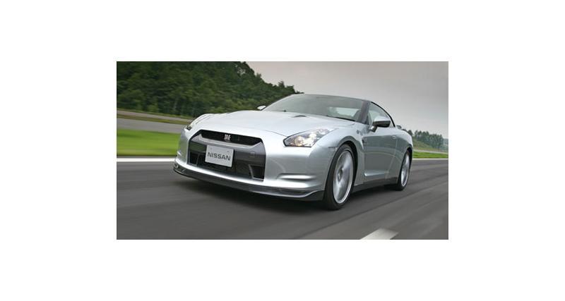 Nouvelle Nissan Skyline GT-R