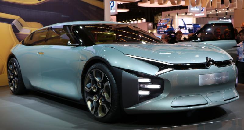 Mondial de l'Auto en direct : Citroën CXperience