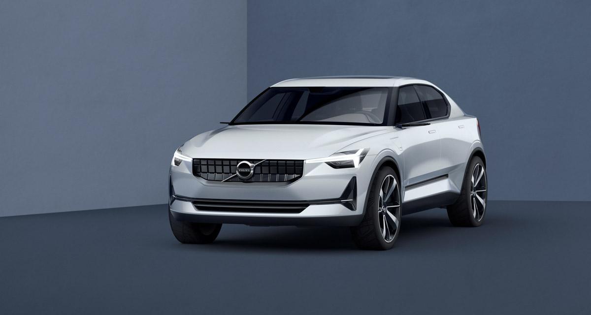 Volvo dévoile un aperçu des futures XC40 et S40