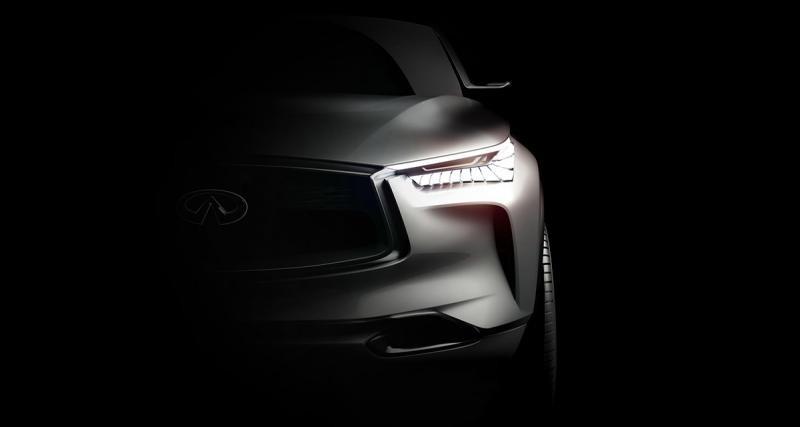 Infiniti QX Sport Inspiration : le futur QX50 en approche ?