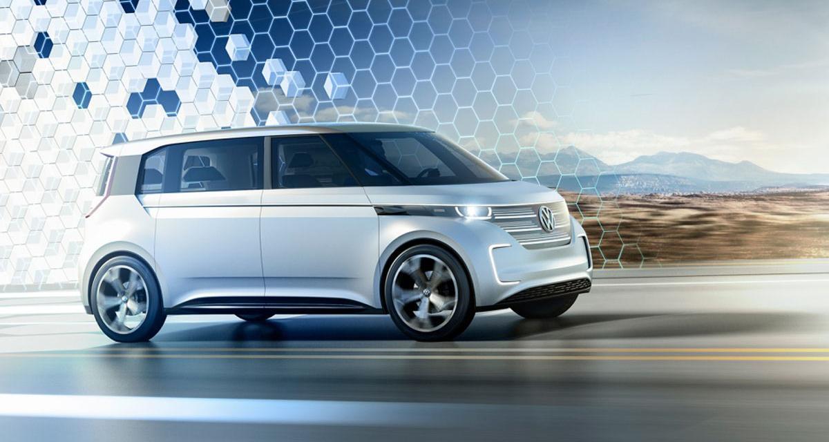 Volkswagen BUDD-e Concept : un ami qui vous veut du bien