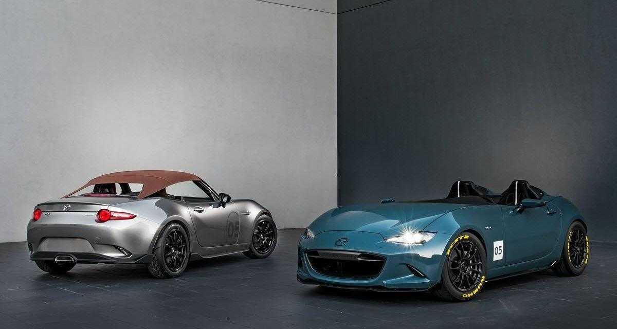La Mazda MX-5 se dévergonde au SEMA Show