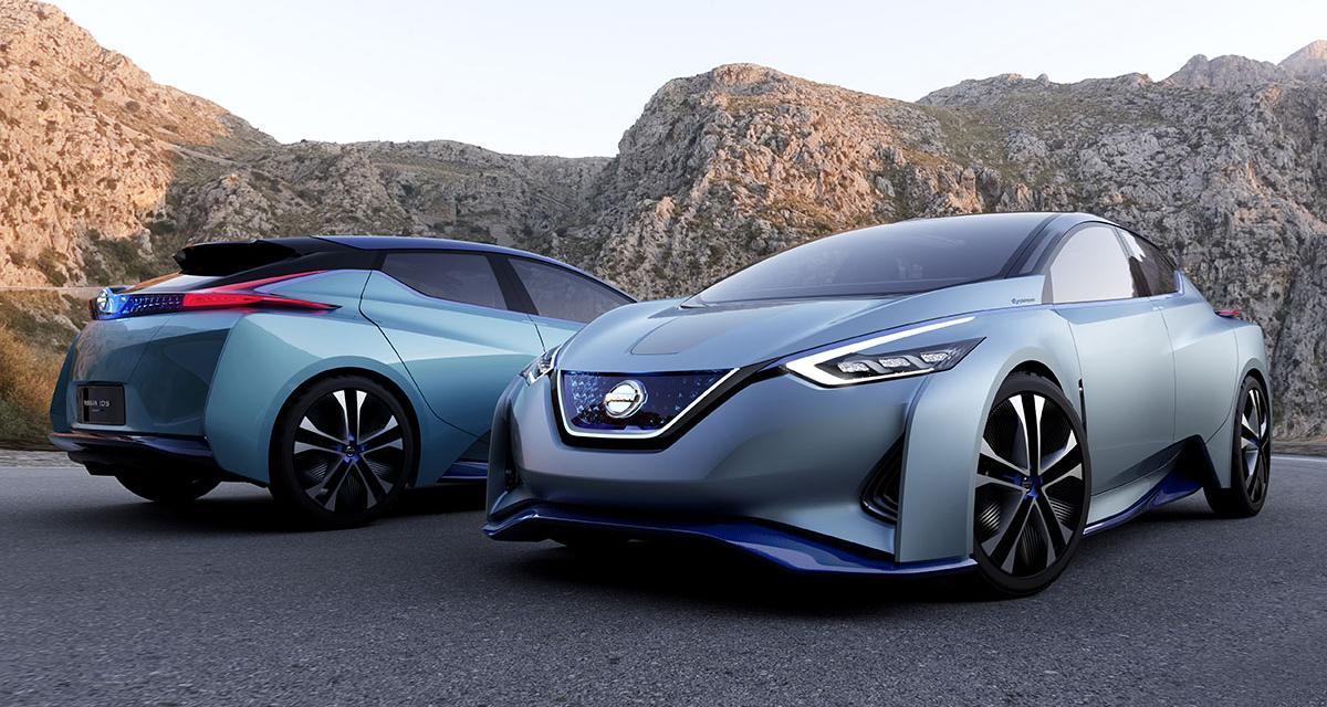 Nissan IDS concept : 100% électrique et 100% sûr