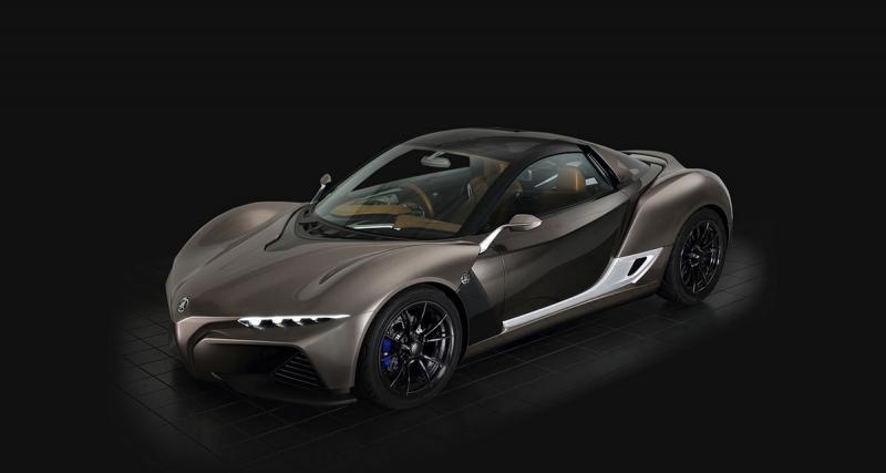 Yamaha Sports Ride Concept : des sensations pures