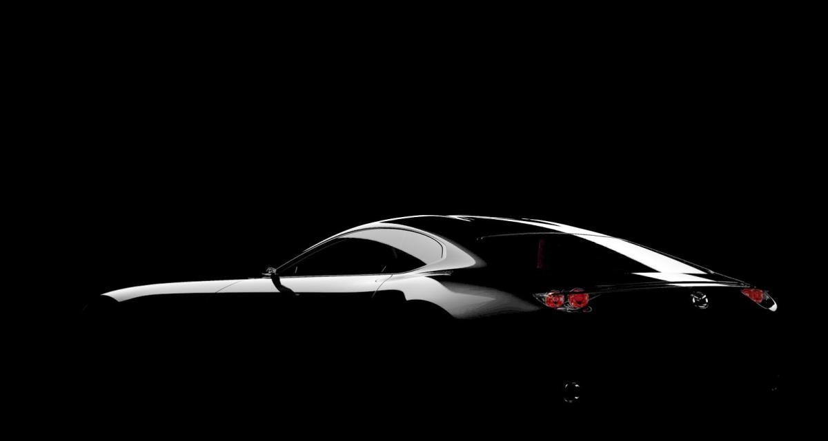 Mazda Sports Car Concept : la RX-9 en marche