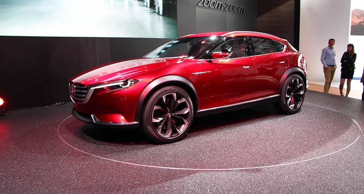 Mazda Koeru Concept : en attendant le CX-7 (Francfort 2015)