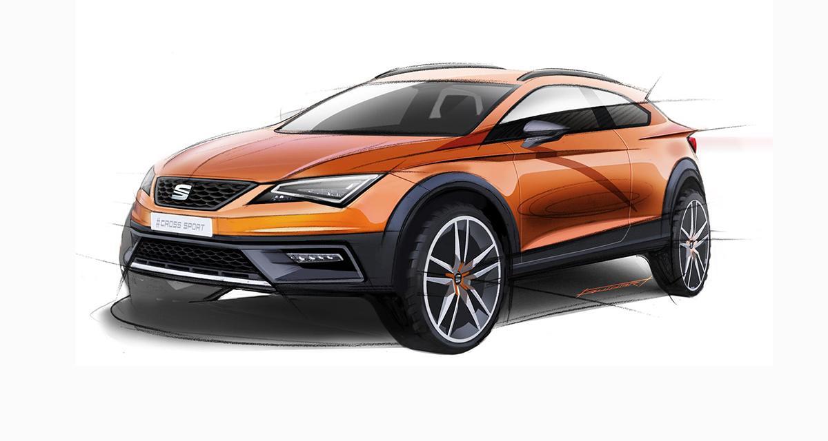 Seat Leon Cross Sport : compacte ou crossover ?