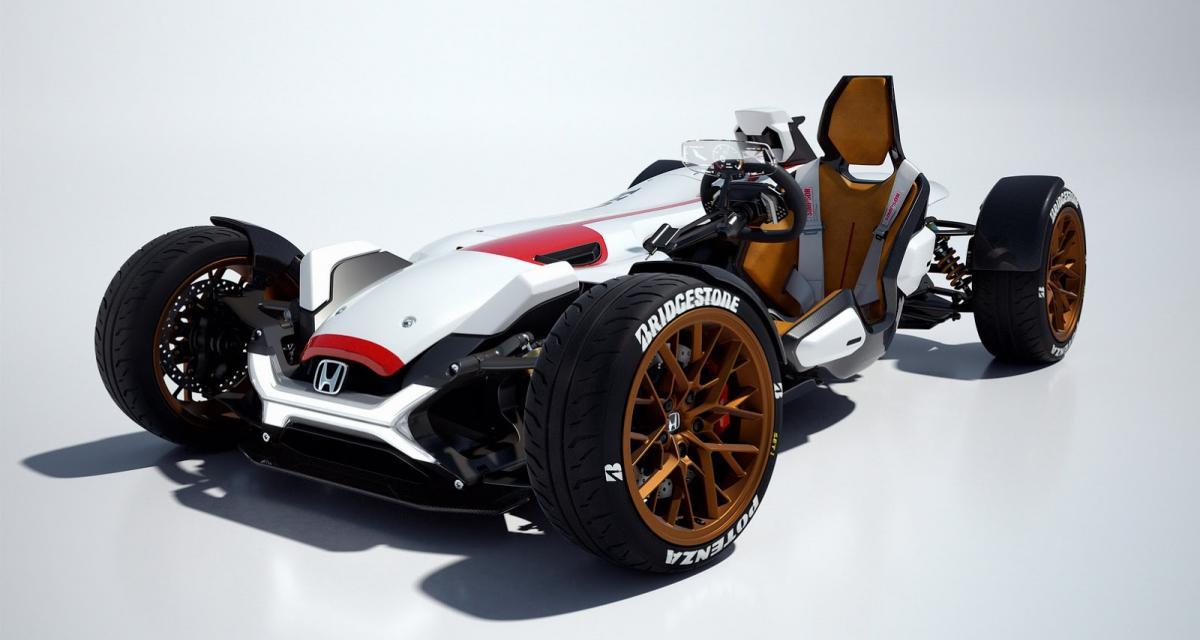 Honda Project 2&4 : plaisir solitaire