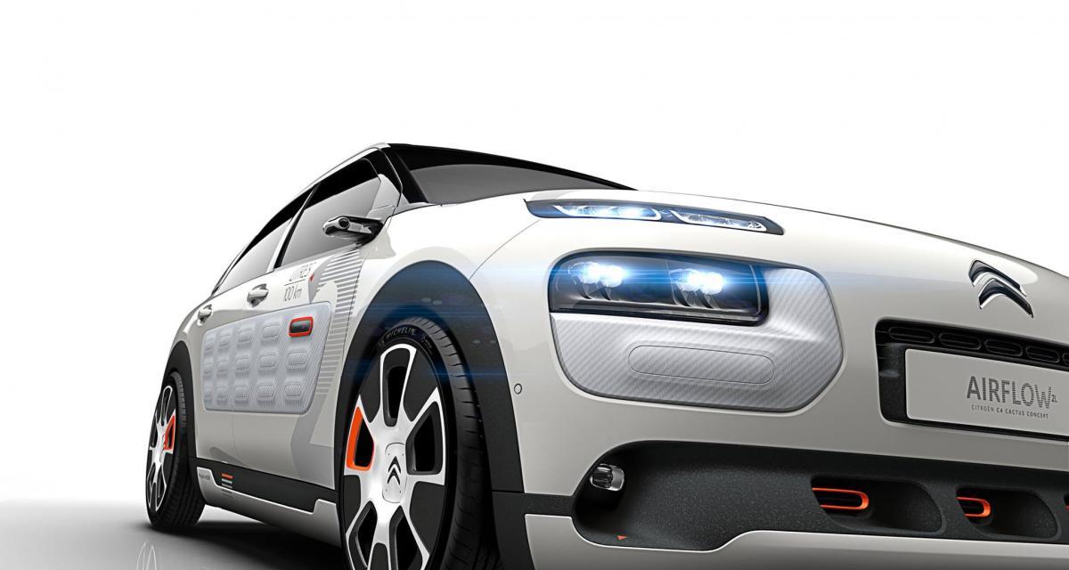 Citroën C4 Cactus M : la Méhari des temps modernes