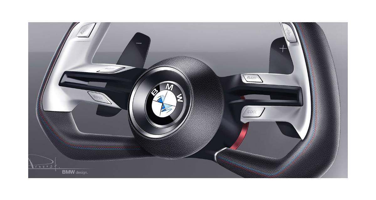 Pebble Beach : Deux concepts BMW au Concours d'Élégance