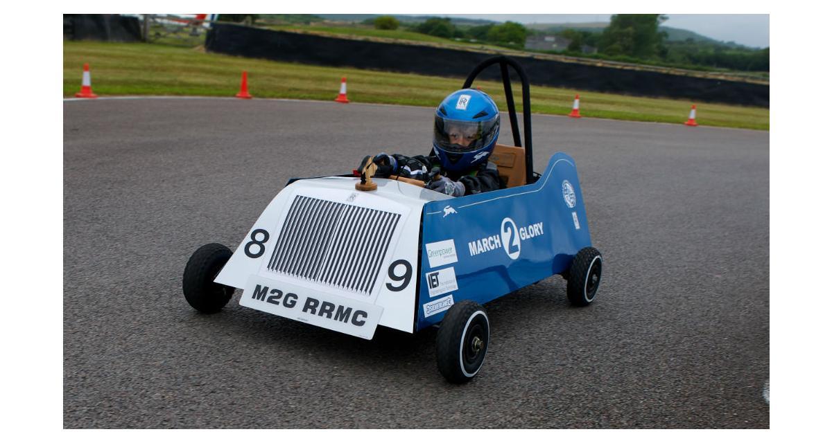 Rolls-Royce March 2 Glory : la Rolls des enfants