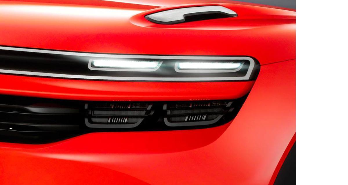 Citroën Aircross : rendez-vous le 8 avril