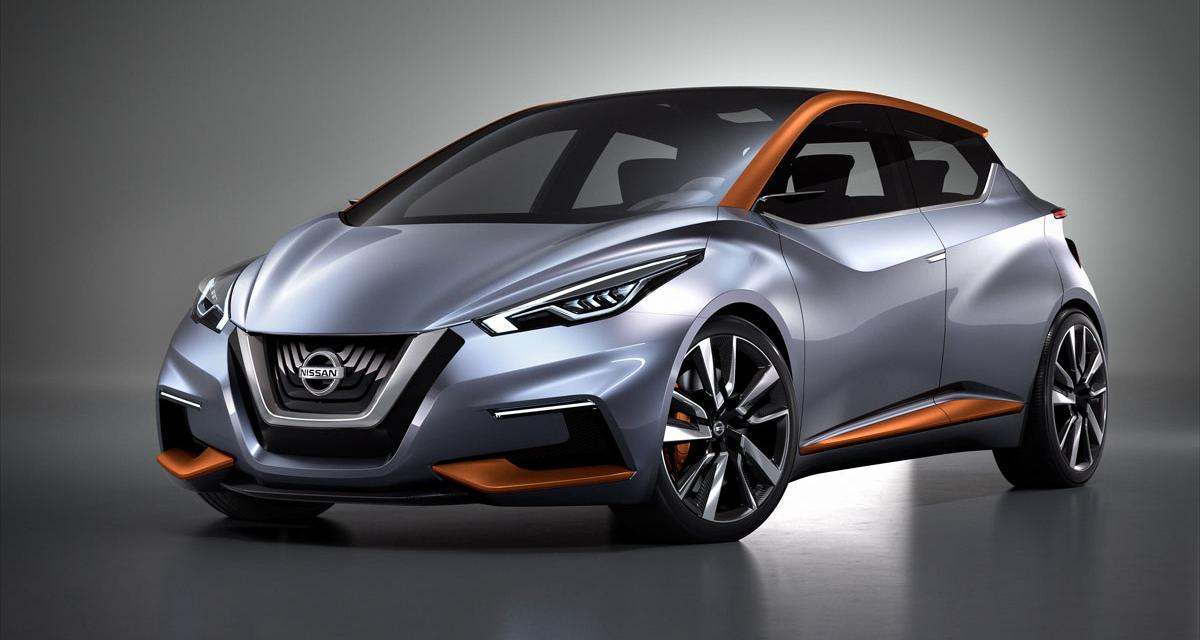 Salon de Genève 2015 : Nissan Sway Concept