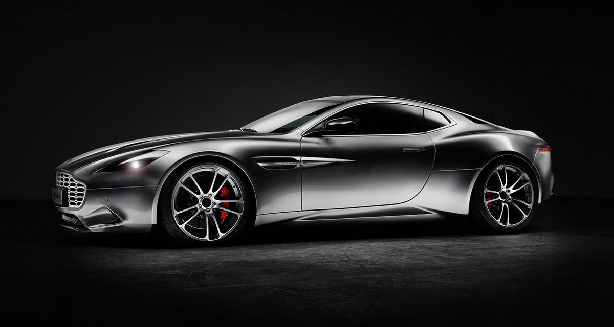 Aston Martin Thunderbolt : Henrik Fisker redessine la Vanquish