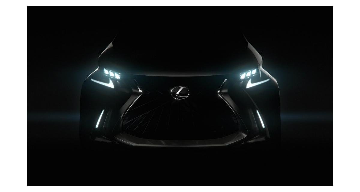 Lexus LF-SA : le Japon aura sa citadine premium