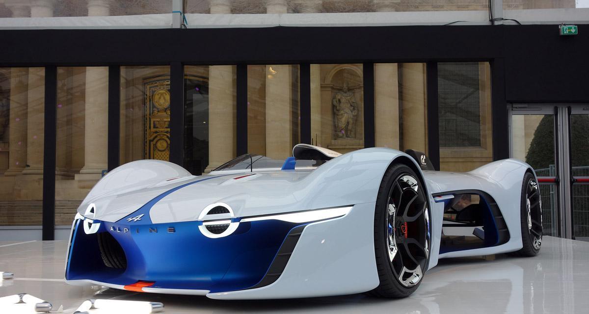 Alpine Vision Gran Turismo : mise en bouche virtuelle
