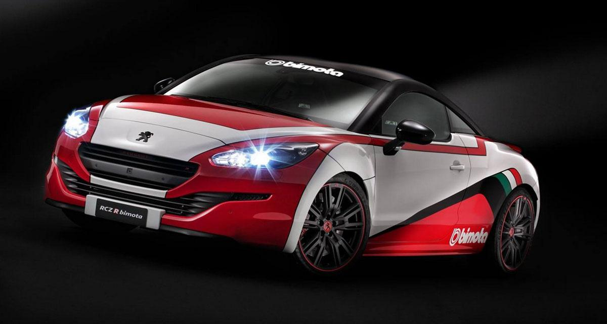 peugeot rcz r 304 ch gr ce bimota. Black Bedroom Furniture Sets. Home Design Ideas