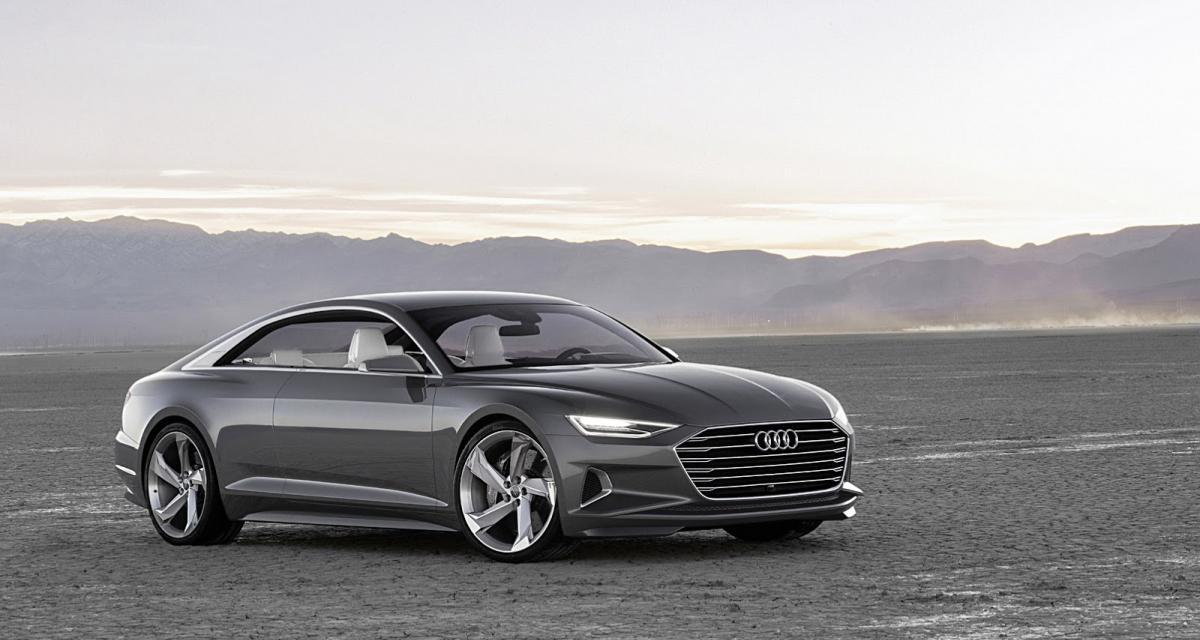Audi Prologue : plus puissant et autonome pour le CES de Las Vegas