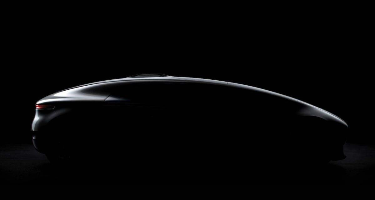 L'étrange concept de Mercedes sera dévoilé à Las Vegas