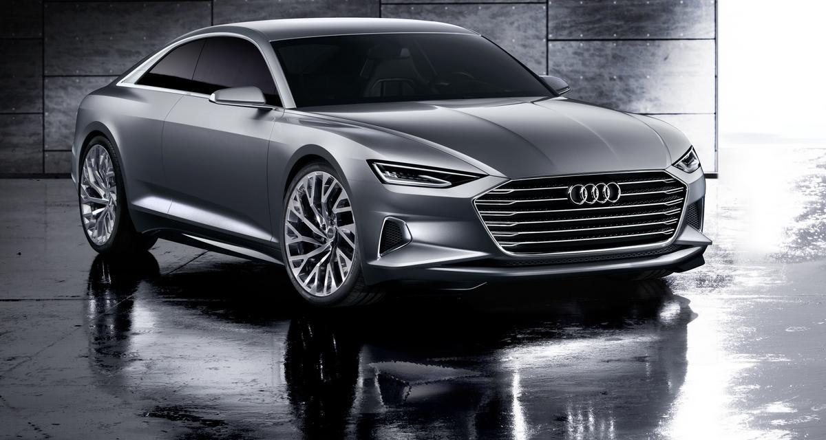 Audi Prologue Concept : le coupé A9 en filigrane