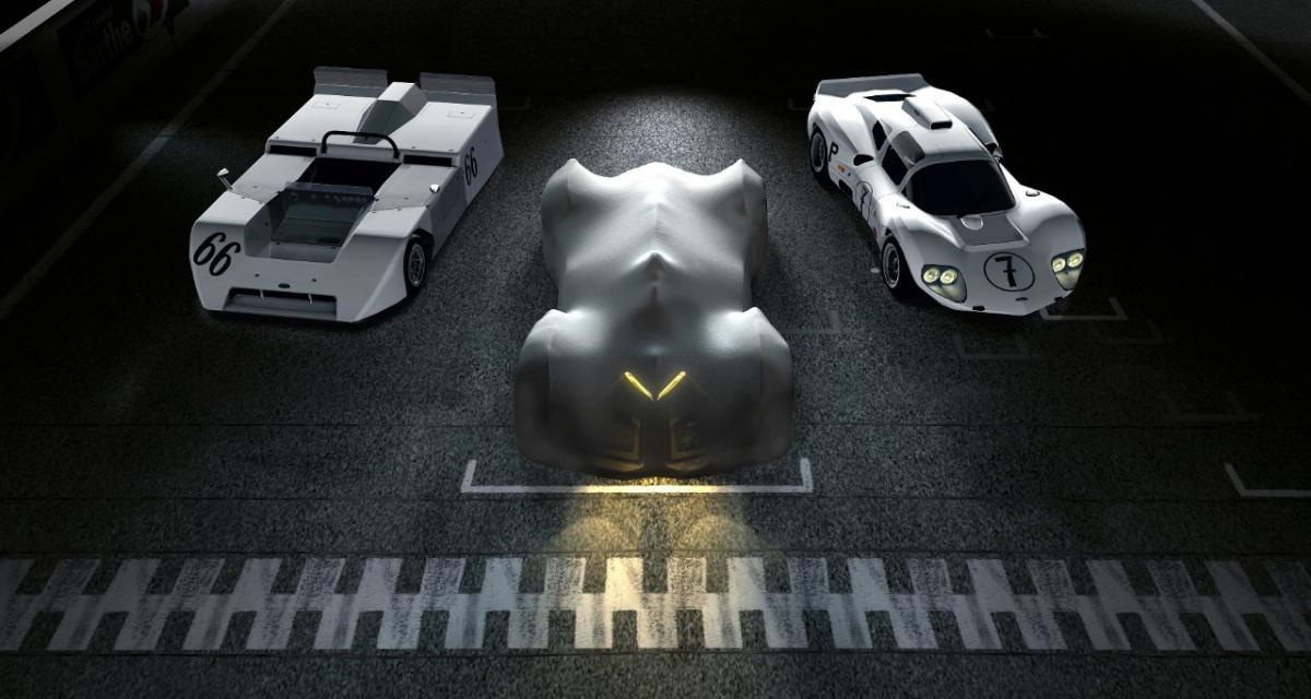 Chevrolet Chaparral 2X VGT : un concept pour Gran Turismo 6
