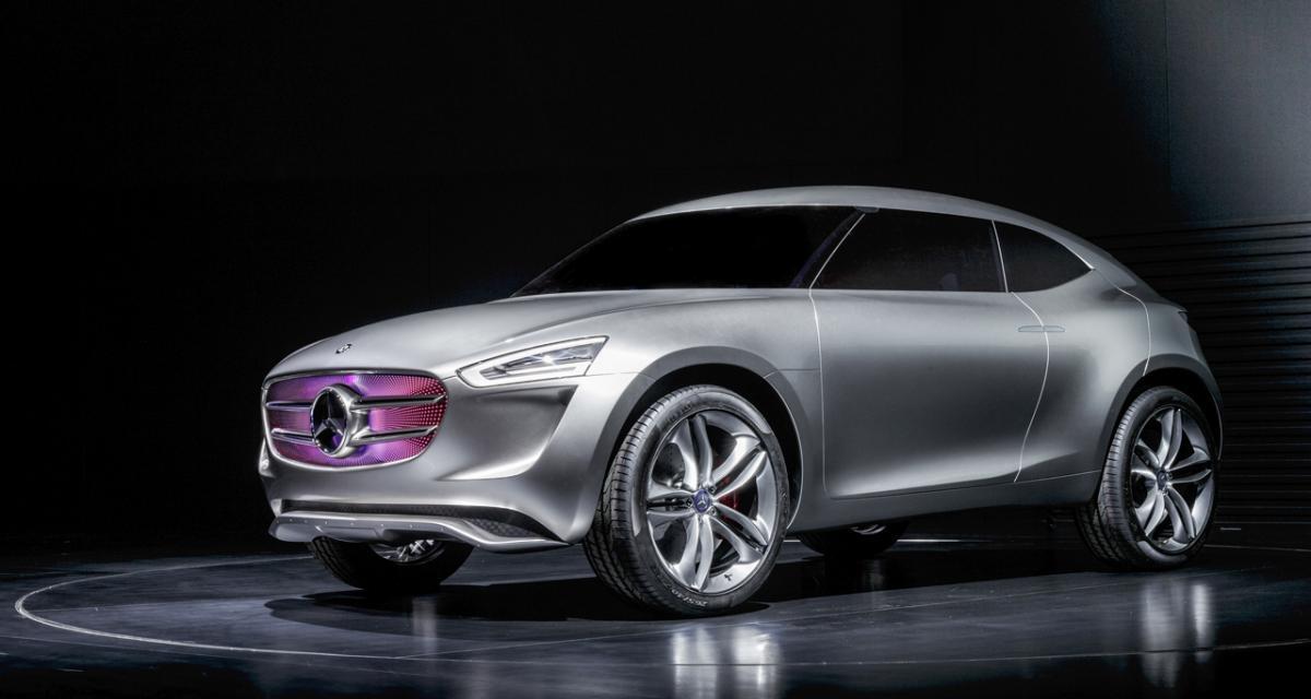 Mercedes Vision G-Code : un concept de SUV ultra-efficient