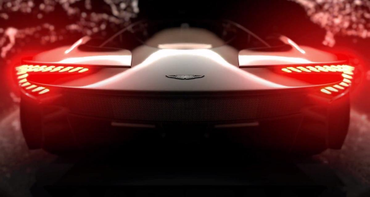 Aston Martin DP-100 : la vidéo du concept inédit pour Gran Turismo 6