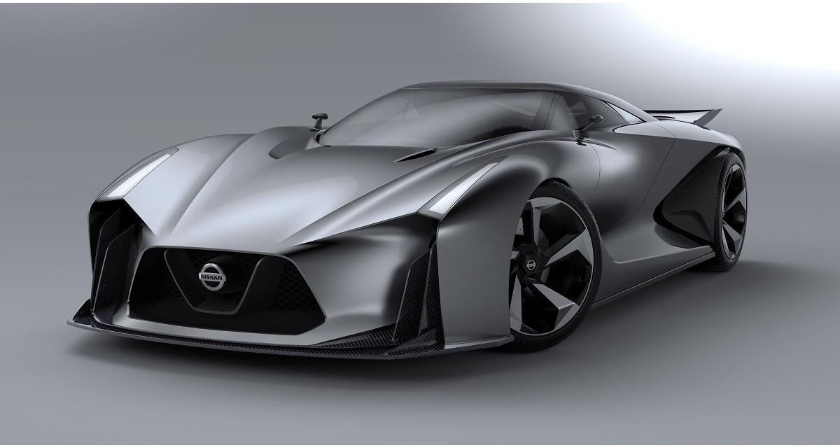 Nissan Concept 2020 : un avant-goût de la future GT-R à Goodwood