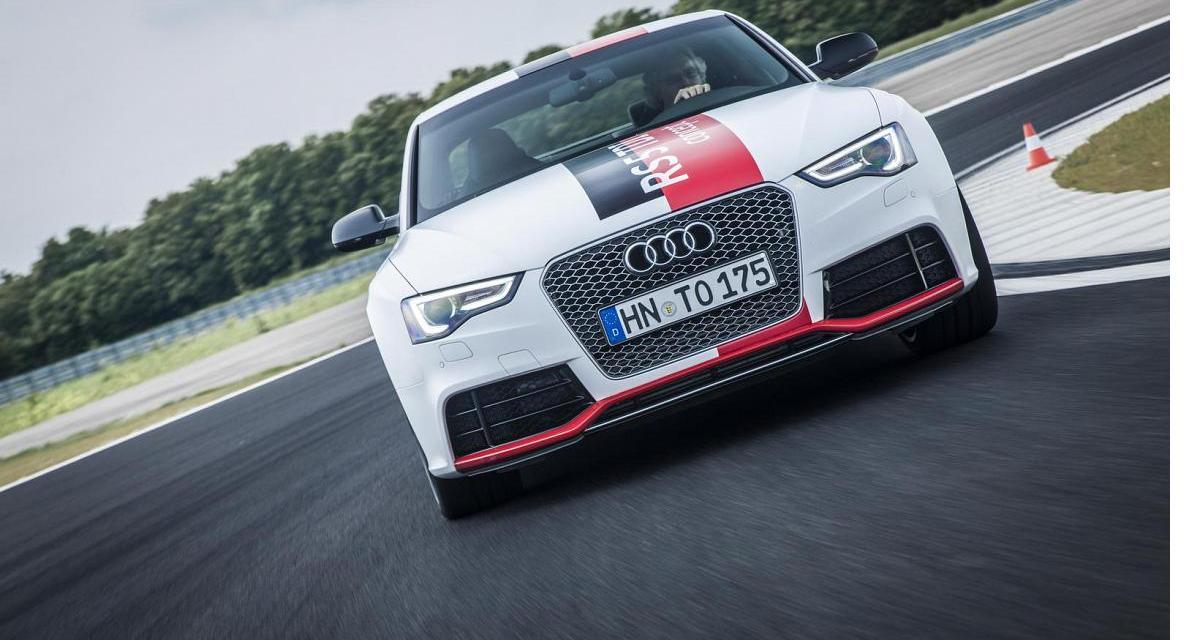 Audi RS5 TDI Concept : V6 Diesel et turbo électrique