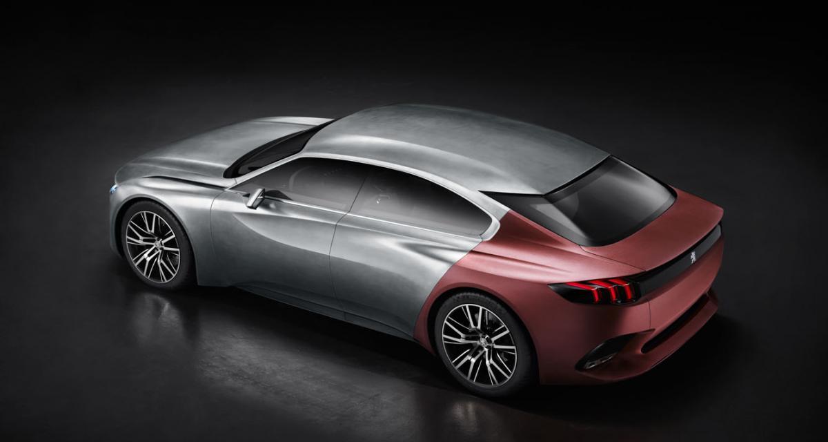 Peugeot Exalt : toutes les infos et de nouvelles photos