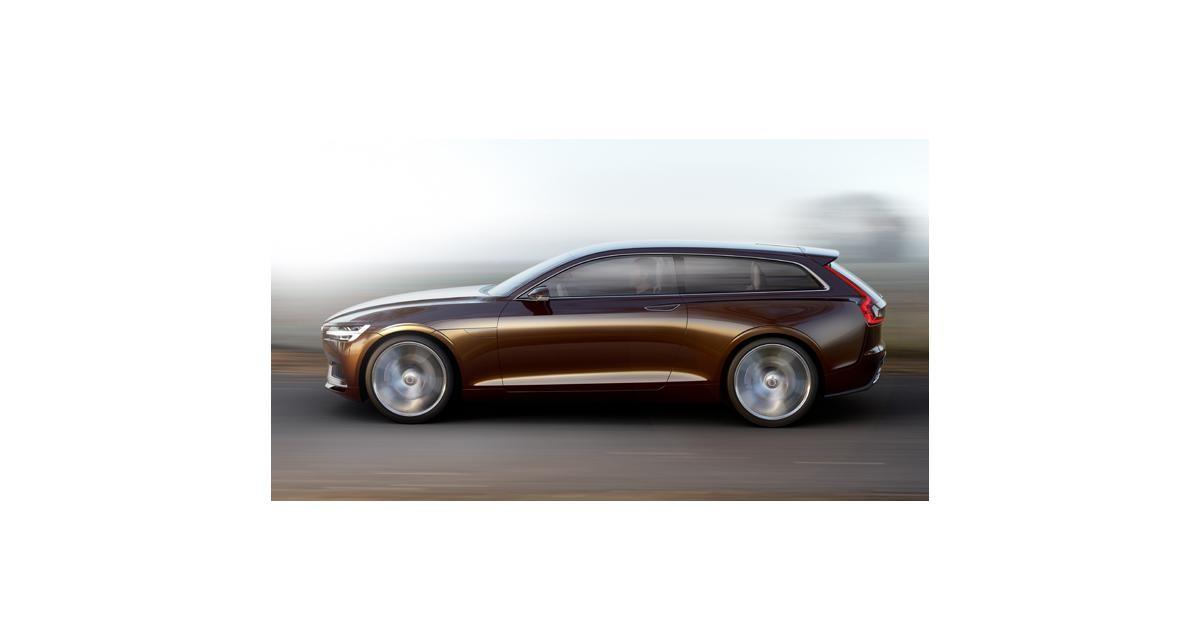 Genève 2014 : Volvo Concept Estate