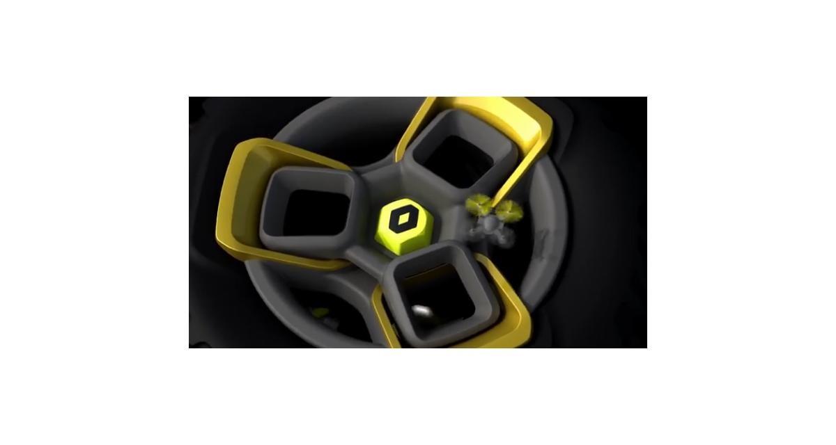 Renault présentera un nouveau concept-car à New Delhi
