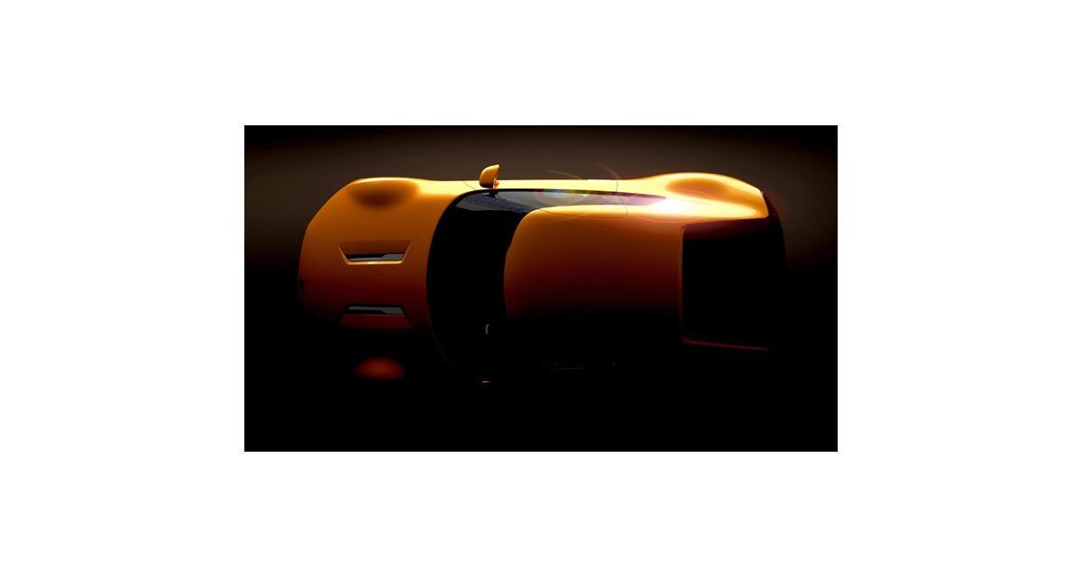 Kia GT4 Stinger : nouvelles infos